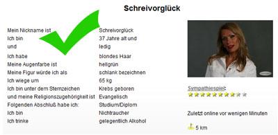 singles.de login Kirchheim unter Teck